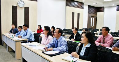 Capacity Building : Accounting Management  for Accountants, Training Program 17 – 25 September 2018